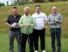 Ballycastle – Trevor Blanes, Colm Hendrie, Richard Blanes and James McNeill